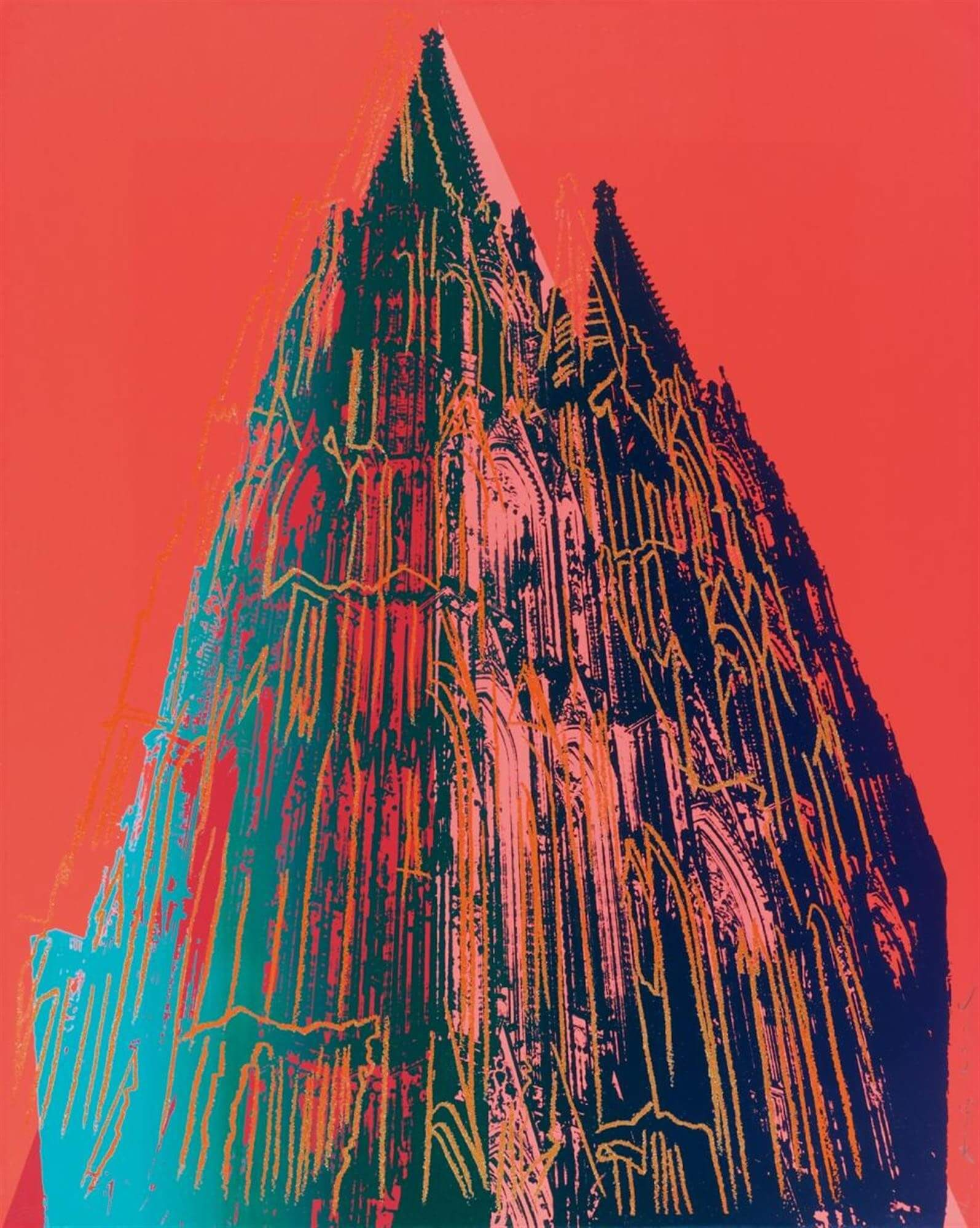 Andy Warhol – Cologne Cathedral