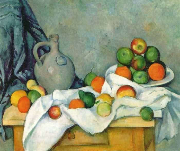 Paul Cézanne –