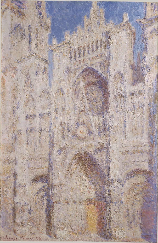 Claude Monet – Rouen cathedral