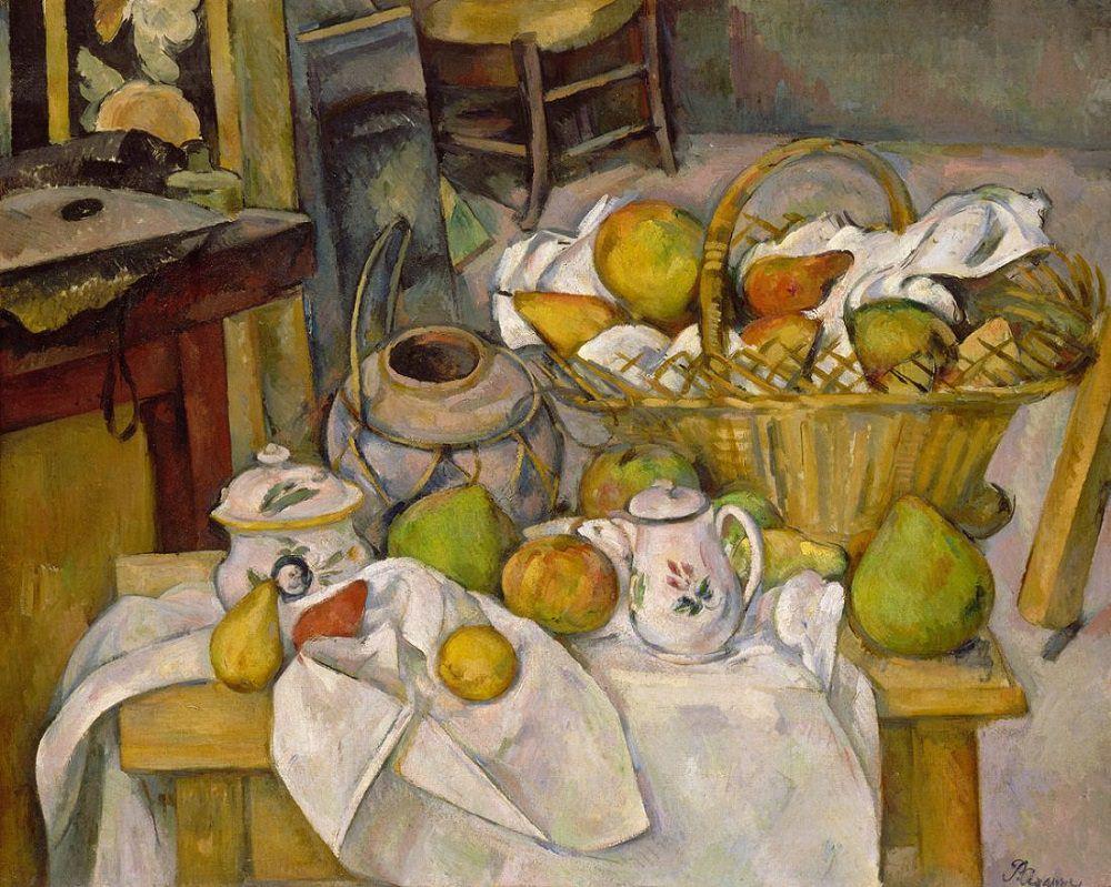 Paul Cézanne – Still