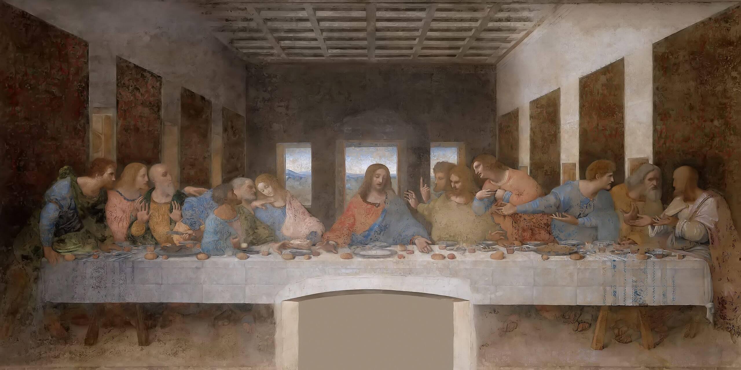Leonardo Da Vinci – The Last Supper