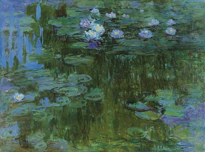 Claude Monet – Water-Lilies