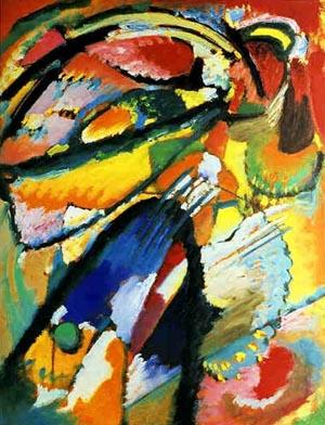 Wassily Kandinsky – angel-of-the-last