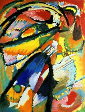 Wassily Kandinsky angel-of-the-last