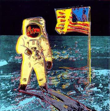 Andy Warhol – Moonwalk