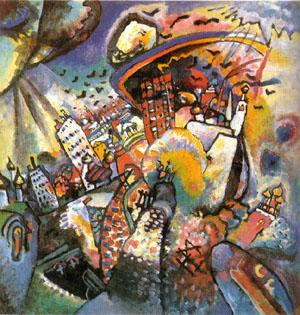 Wassily Kandinsky – moscow 1